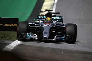 Formula 1 Practice report FP1 GP Brasil: Hamilton pecahkan rekor Interlagos