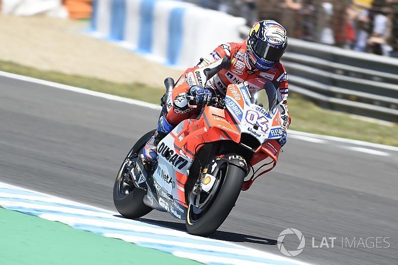 MotoGP Le Mans: Andrea Dovizioso vor Marc Marquez und drei Yamahas