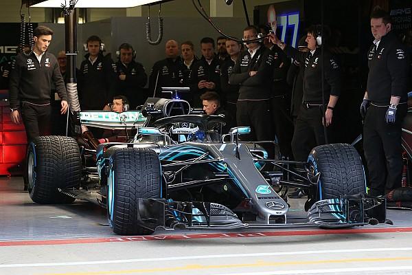 Formula 1 Son dakika Mercedes, aerodinamik avantaj için motoru küçülttü