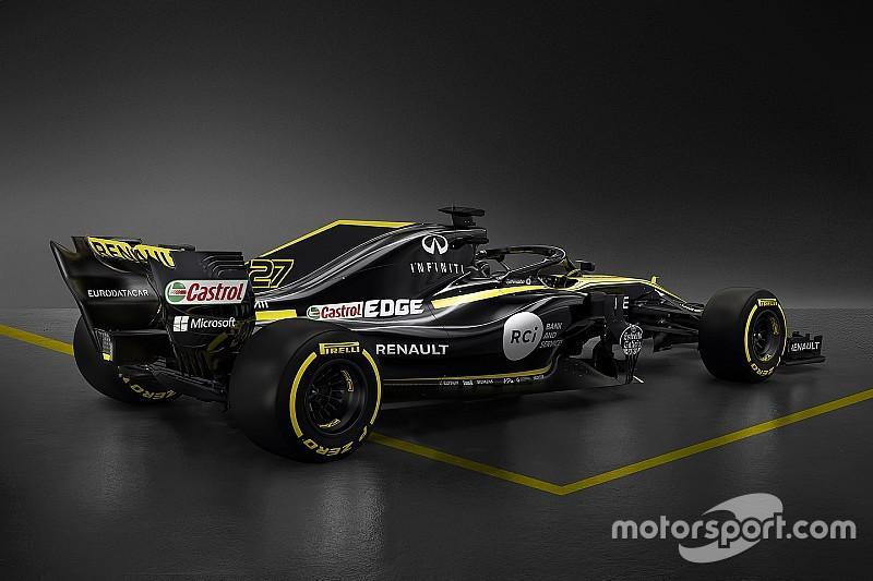 Технический анализ: что Renault хотела скрыть на картинках RS18?