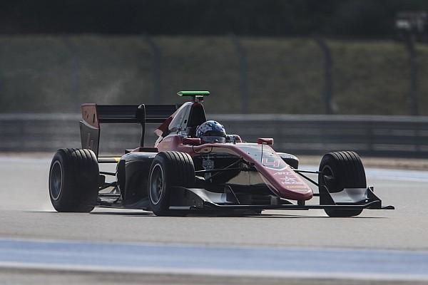 GP3 Test Test Paul Ricard, Giorno 1: Hughes guida la doppietta ART Grand Prix