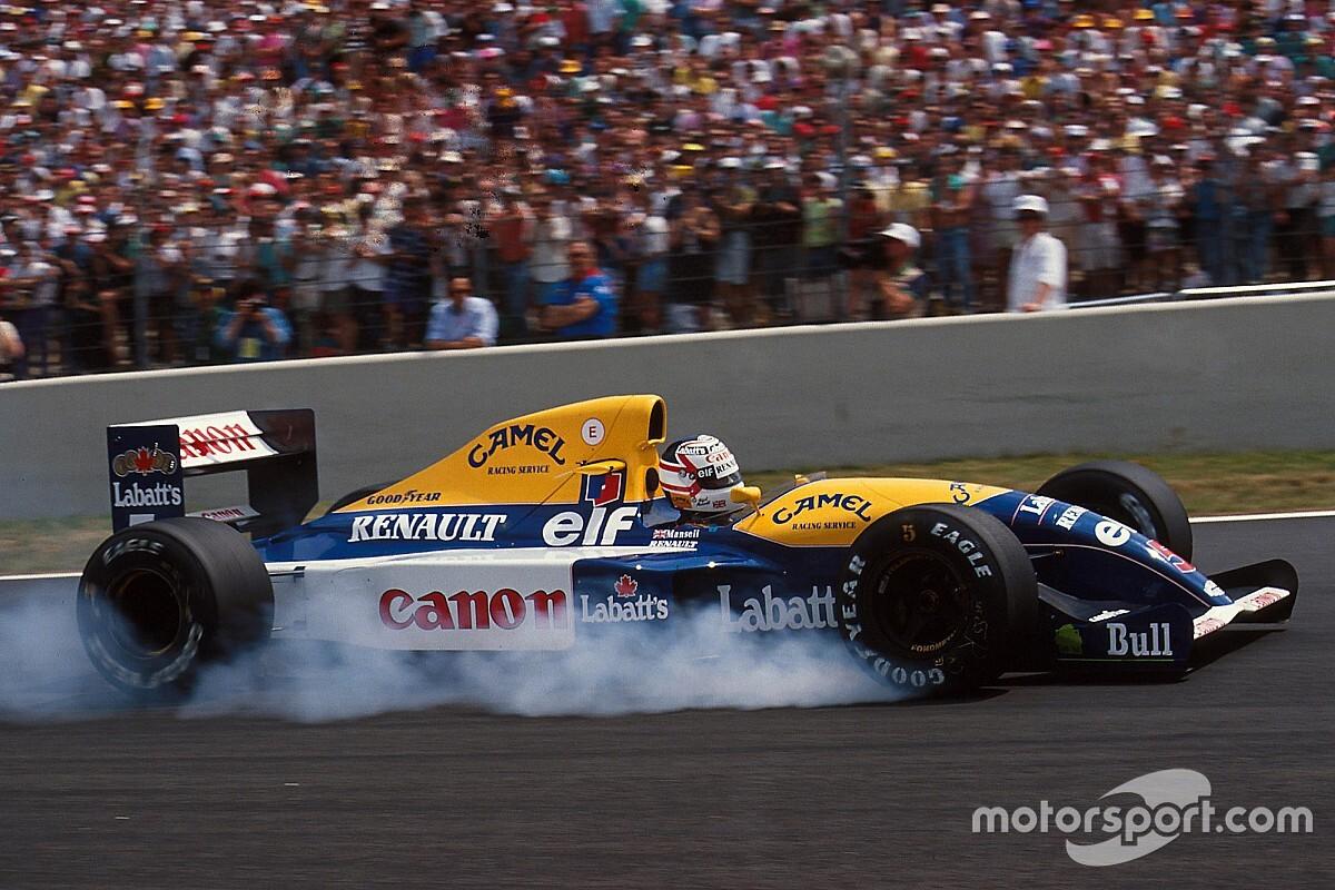 10 Mobil balap terbaik kreasi Adrian Newey