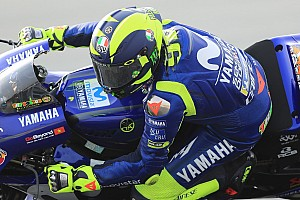 Rossi: Saya membuat sedikit kesalahan