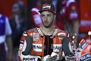 Dovizioso espera por Ducati, pero habla con Honda y Suzuki