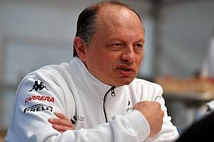 Vasseur: Reconstruire une écurie de F1 est extrêmement complexe