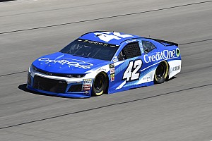 NASCAR Cup Practice report Kyle Larson leads second Cup practice at Las Vegas