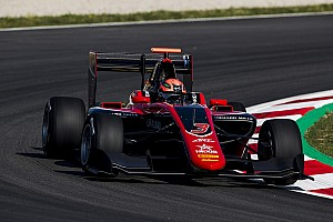 GP3 Race report Barcelona GP3: Mazepin scores maiden win on debut
