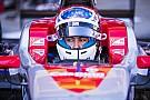 Алези выиграл дождевой спринт GP3 в Барселоне