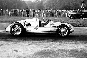 Rétro - Les fabuleuses Auto Union des années 30