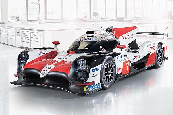 На чем Алонсо поедет в Ле-Мане: Toyota показала машину 2018 года