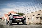 Dakar Sainz salva un complicado día y sigue líder del Dakar