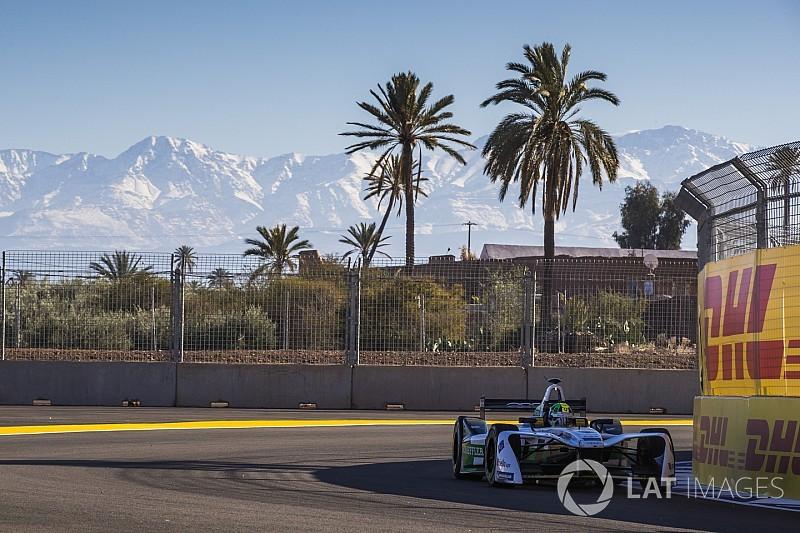 EL1 - Di Grassi bat le record du circuit