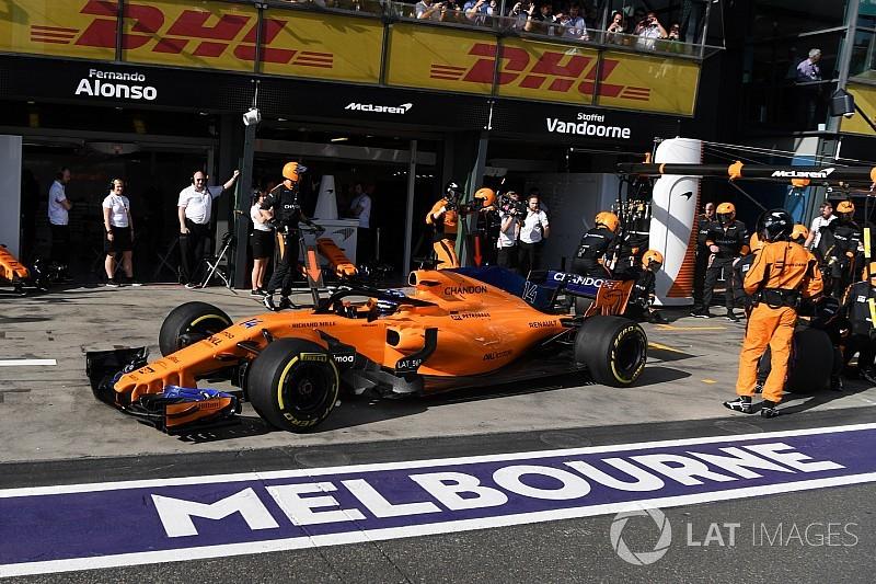 Orçamento da McLaren sofreu corte de 200 milhões de euros