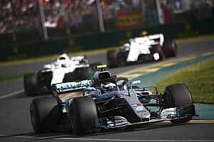 Formule 1 Réactions La remontée de Bottas entravée par des problèmes de surchauffe