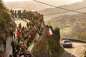 WRC Galería GALERÍA: el primer día del Rally de Córcega