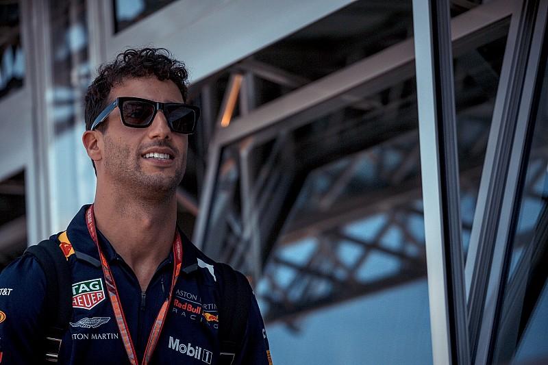 Ricciardo nyerte az első edzést a Német Nagydíjon Hamilton előtt
