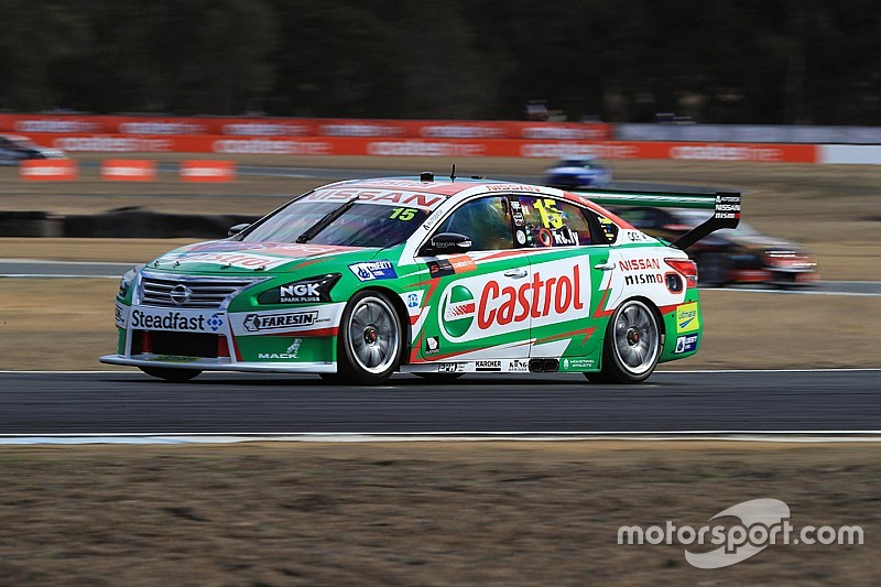 Ipswich Supercars: Jacobson tops co-driver practice