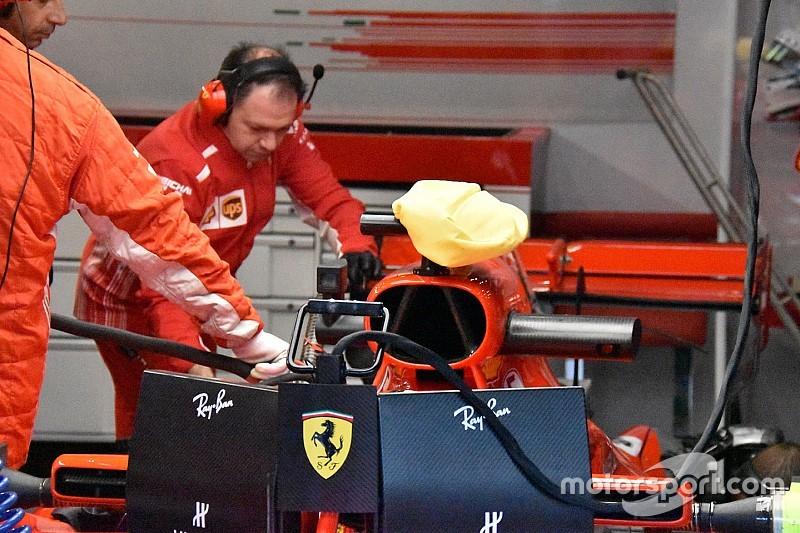 FIA minta Ferrari berhenti