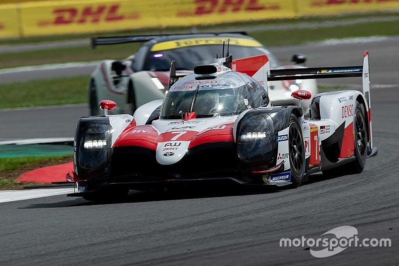 WEC 6 Hours of Silverstone - as it happened
