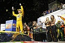 Kyle Busch fends off Kevin Harvick at Richmond for 50th Cup win