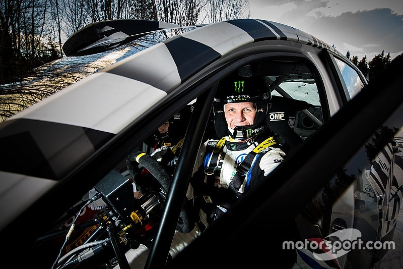 [WRC] 索伯格驾驶大众Polo GTI R5参加西班牙站