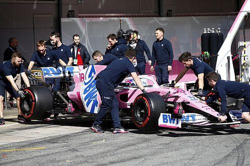 """Racing Point: """"F1'deki en düşük bütçe hâlâ bizde"""""""