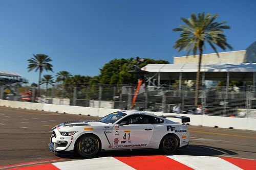 St Pete GT4 America: Buford dominates, all-action race behind him