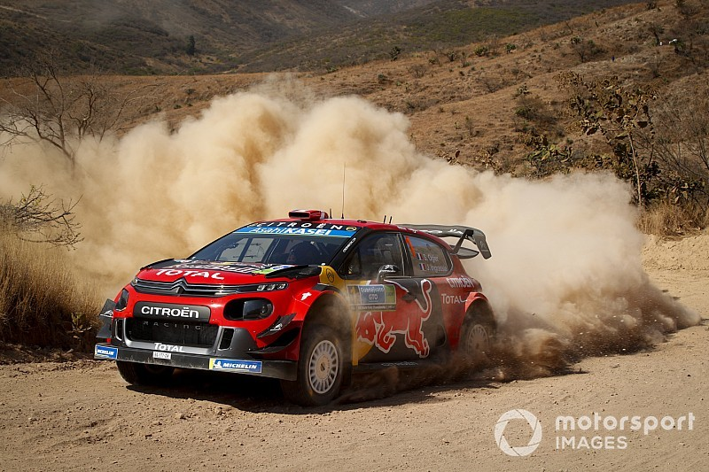 Mexico WRC: Ogier extends lead, disaster strikes Hyundai