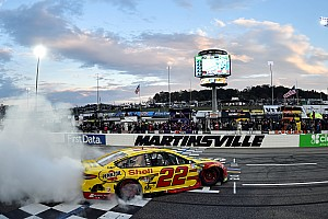 NASCAR Roundtable: Was Logano's move on Truex justified?