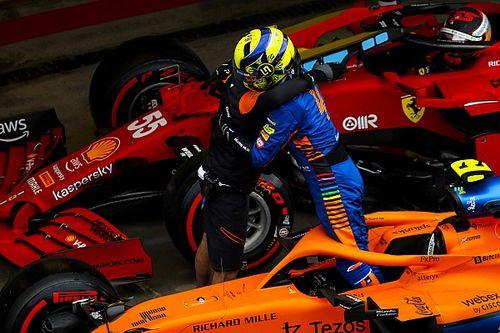 La increíble parrilla de salida del GP de Rusia de F1 (con sanciones)