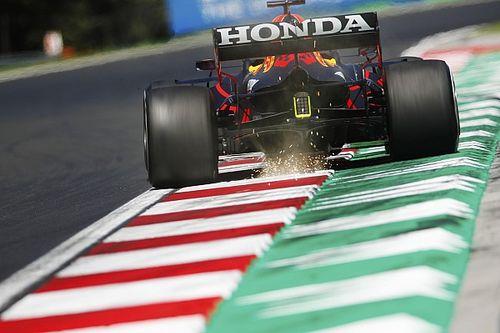 Honda da luz verde al motor de Verstappen, que sonríe para el futuro
