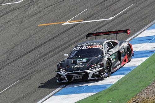 Hockenheim DTM: Van der Linde retakes points lead with pole