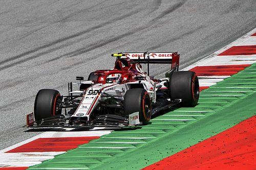 Az Alfa Romeo csalódott a C39 aerodinamikájában