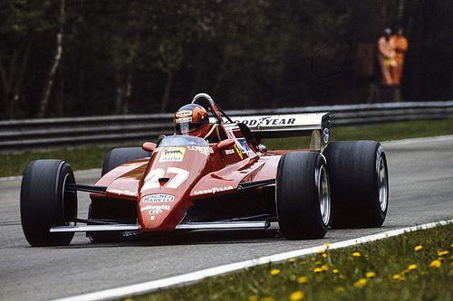 El último fin de semana de Gilles Villeneuve