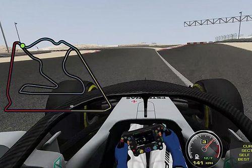 """A versenyzők már rápörögtek a bahreini """"őrült"""" oválpályára"""