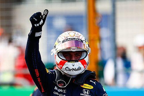 Verstappen logra una ajustada pole delante de Hamilton y Pérez en Austin