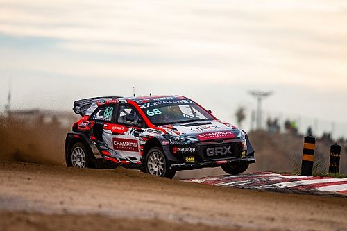 Portugal WRX: Gronholm claims second win, Hansen extends points lead