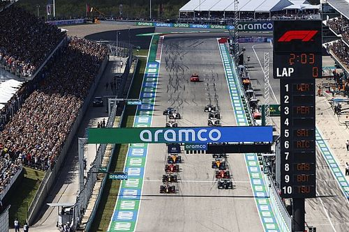 ¿Una carrera de F1 en Las Vegas afectaría a México y Austin?