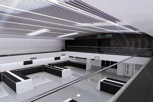 Mercedes va rénover ses ateliers inchangés depuis BAR