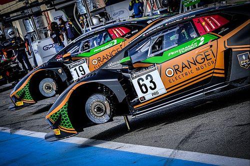 У Бергера был мега-план для DTM: Вильнев и Хюлькенберг за рулем Lamborghini