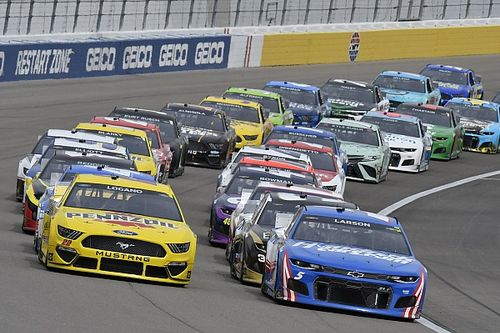 What time and channel is the NASCAR playoffs at Las Vegas
