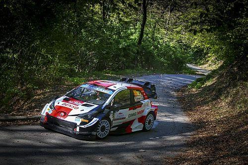 VIDEO: Leider WRC crasht op eerste proef Rally van Kroatië