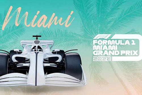 Officieel: Formule 1 vanaf 2022 tien jaar lang naar Miami