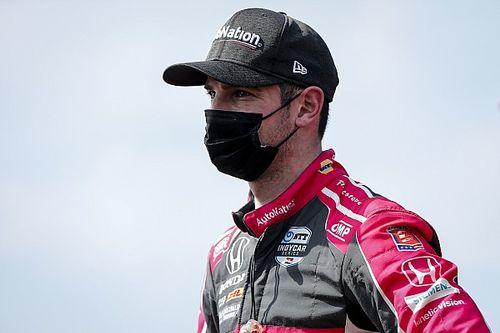 Rossi najszybszy w Indianapolis