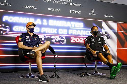 F1-update: Verstappen wijst Mercedes aan als favoriet op Paul Ricard
