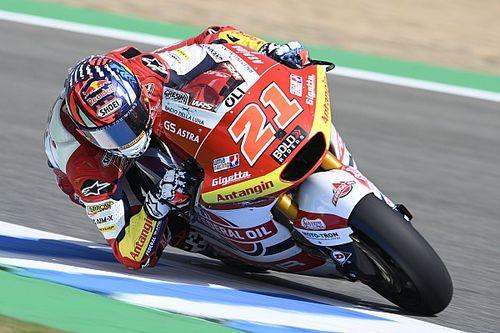 Jerez Moto2: Di Giannantonio claims dominant maiden win
