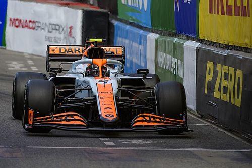 Norris pas totalement à l'aise avec la McLaren malgré ses podiums