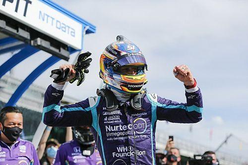 Grosjean y su pole: ser competitivo es estar vivo de nuevo