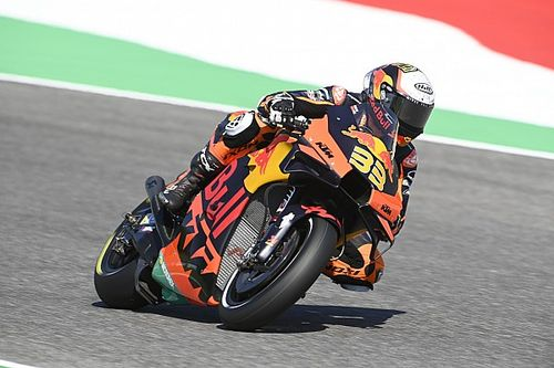 Sasis dan Bahan Bakar Baru Katrol Performa KTM