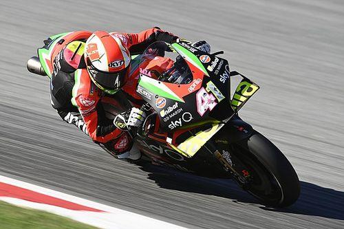 """Aleix Espargaro, 2020 MotoGP sezonundan """"keyif almıyor"""""""